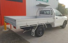 Hilux Single Cab Tradie Tray