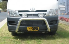 Toyota Hiace 76mm Nudge Bar