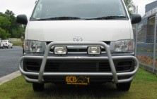 Toyota Hiace SLWB Type 8 Bar