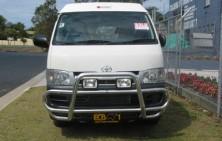 Toyota Hiace Type 8 Bar