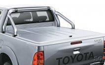 Toyota Hilux Dual Cab 3 Piece Lid