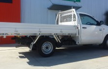 Hilux Single Cab with Tradie Tray