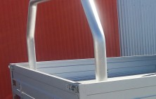 UTE ladder racks