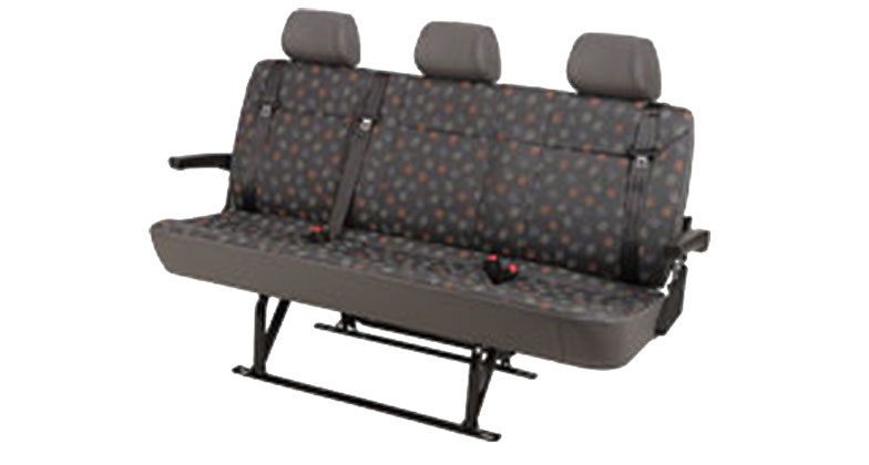 Safety Excel Range is available in a 1 seat, 2 seat and 3 seat version