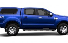 Ford Ranger Dual Cab Canopy