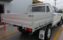 Ranger Dual Cab with 300 Highside