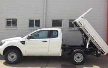 Ranger Extra Cab with Hydraulic Tipper