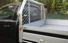 Ranger Single Cab with Platinum Tray
