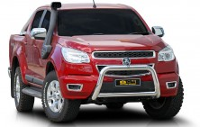 Holden Colorado 76mm Nudge Bar