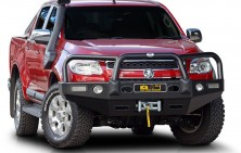 Holden Colorado ECB Steel Bullbar