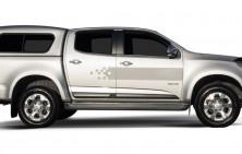 Holden Colorado Dual Cab Canopy