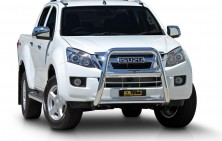 Isuzu DMax 63mm Nudge Bar