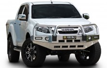 Isuzu DMax Bullbar with Lights