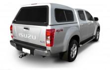 Isuzu DMax Dual Cab Canopy
