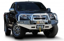 DMax Winch Compatible Bullbar
