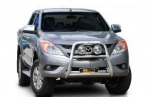Mazda BT50 63mm Nudge Bar