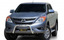 Mazda BT50 76mm Nudge Bar