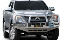 Mazda BT50 Bullbar with Lights