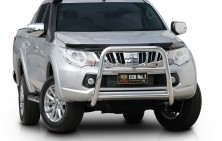 Mitsubishi Triton 63mm Nudge Bar
