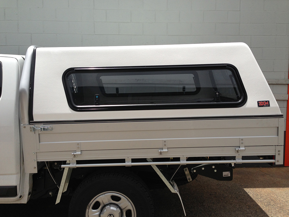 Tiger Tray Top Canopy ... & Different Vehicle Accessories u2013 Tiger Ute Trays - Accessory World