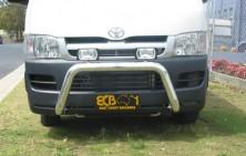 Toyota Hiace 76mm Nudge Bar