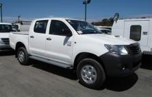 Toyota Hilux Dual Cab Stepboards