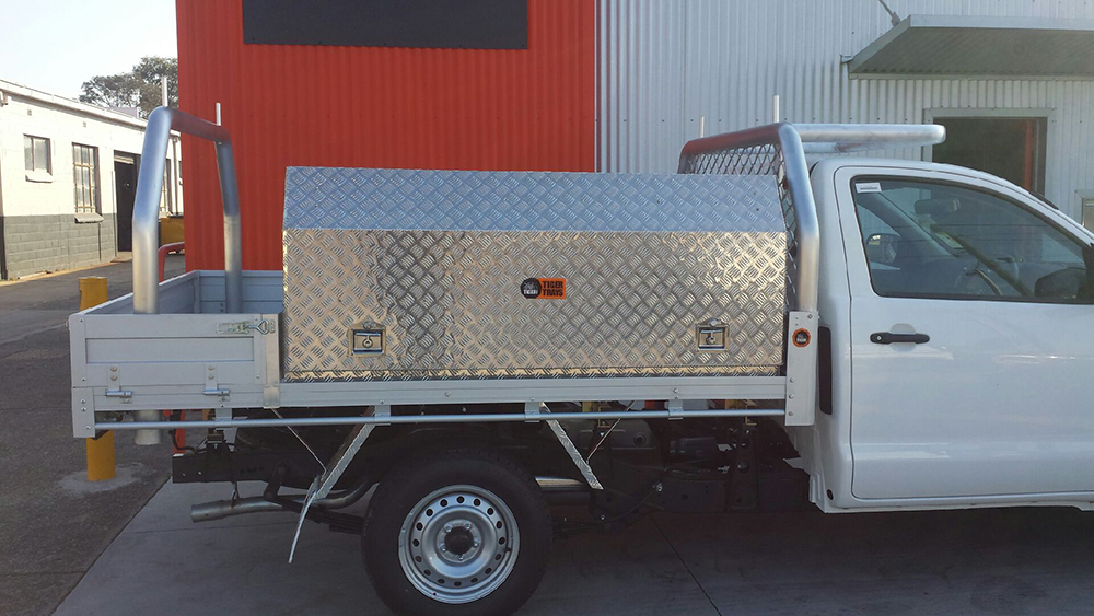 Tiger Tool Boxes And Ute Trays