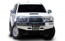 Toyota Hilux Winch Compatible Bullbar