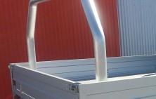 UTE ladder racks