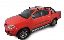 Hilux Dual Cab Aero Roof Racks