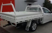 Falcon Steel Tray