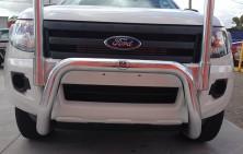 Ranger Conduit Rack and Nudge Bar