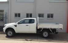 Ranger Extra Cab with Tradie Tray