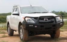 Mazda BT50 Steel Fleet Bullbar