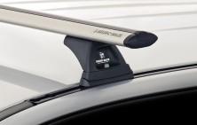 Mazda BT50 Aero Roof Racks